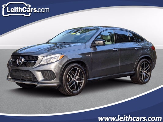 2019 Mercedes Benz Amg Gle 43 4matic Coupe
