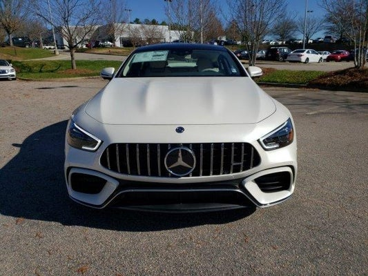 Mercedes benz amg gt 63s