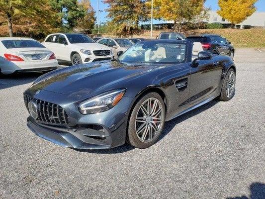 New 2020 Mercedes-AMG® GT C Roadster North Carolina ...