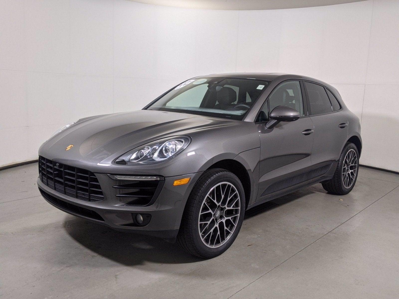 New 2018 Porsche Macan Base 95baa1 North Carolina Wp1aa2a52jlb11851