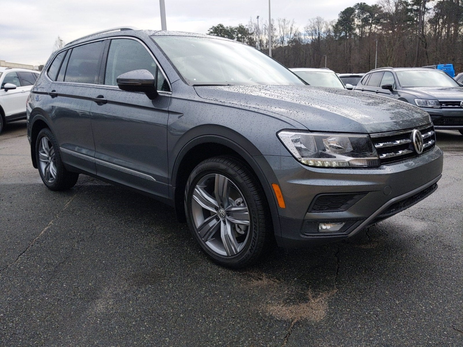 New 2021 Volkswagen Tiguan SEL North Carolina ...