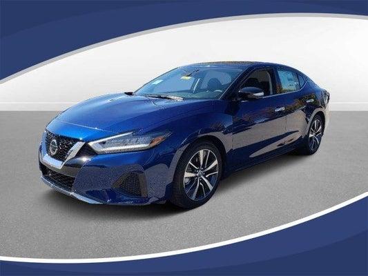2020 Nissan Maxima Sv 3 5l