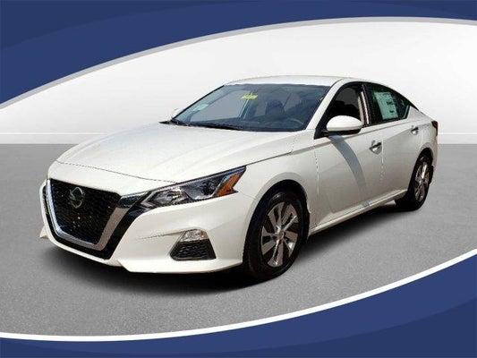 Nissan Altima 2.5 S >> 2020 Nissan Altima 2 5 S Sedan