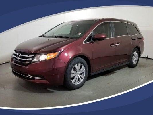 2017 Honda Odyssey >> 2017 Honda Odyssey Ex L W Res Auto