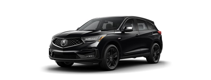 2020 Acura Rdx Sh Awd With A Spec Package