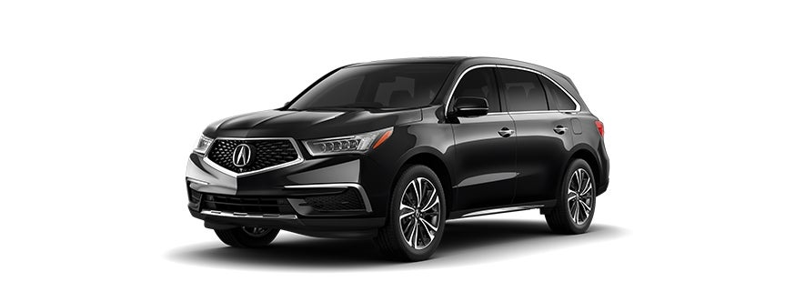 2019 Acura Mdx Sh Awd With Technology Package In Raleigh Nc Leith Cars