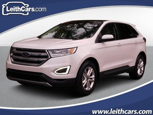 Ford Edge Mpg >> 2016 Ford Edge 4dr Sel Fwd