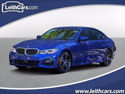 BMW North America >> 2020 Bmw 3 Series 330i Sedan North America