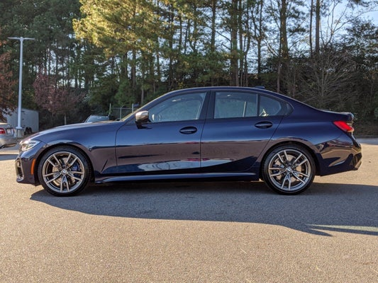 new 2021 bmw 3 series m340i north carolina wba5u7c00mfk07230