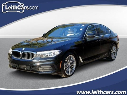 2019 Bmw 5 Series 530i Xdrive Sedan In Raleigh Nc Leith Cars