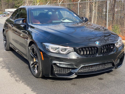 New 2018 Bmw M4 Coupe North Carolina Wbs4y9c52jac88021