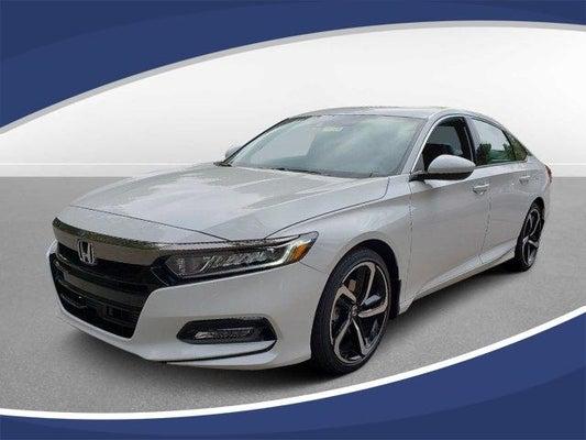 New 2020 Honda Accord Sport 1 5t Cvt North Carolina 1hgcv1f32la107301