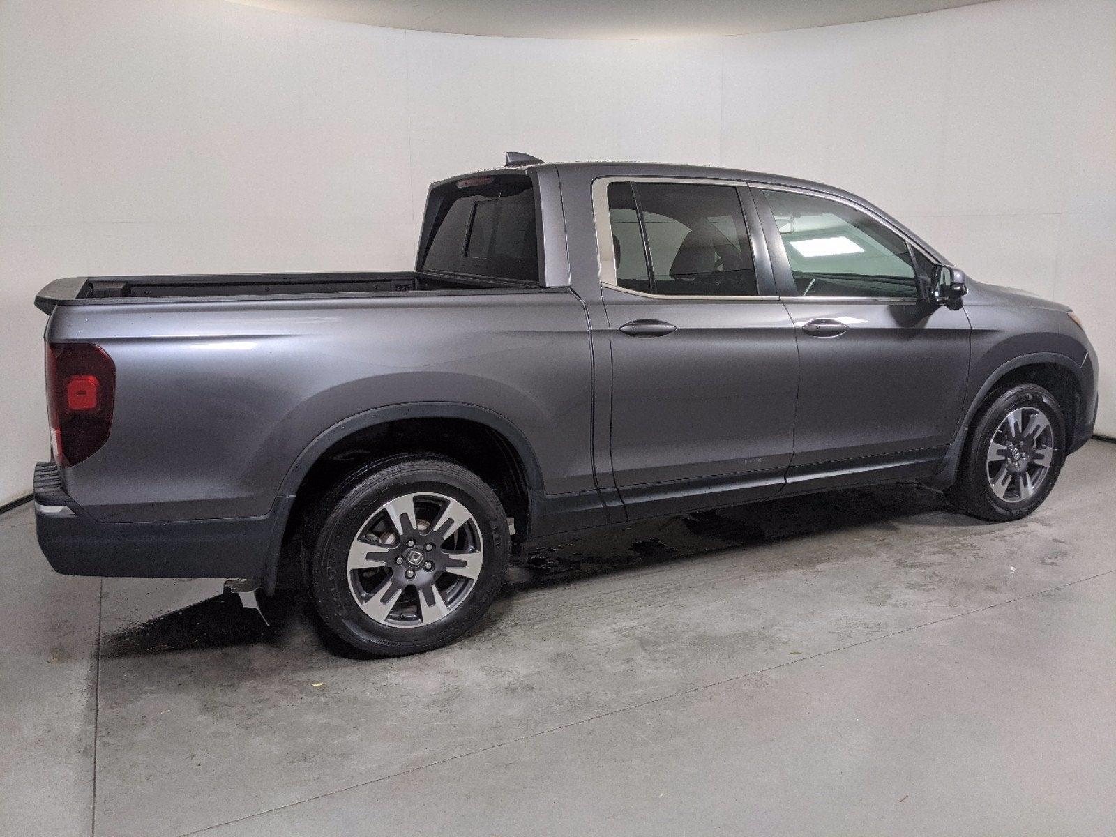New 2019 Honda Ridgeline Rtl T Awd North Carolina 5fpyk3f67kb014676