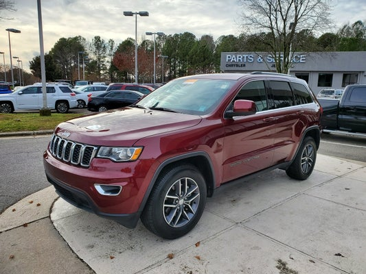 2018 Jeep Grand Cherokee >> 2018 Jeep Grand Cherokee Laredo E 4x2 Ltd Avail