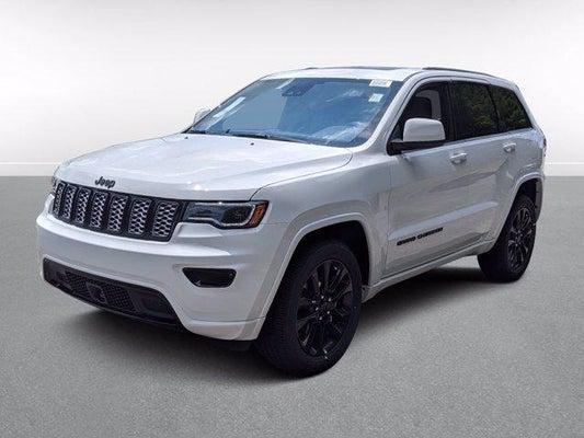 New 2020 Jeep Grand Cherokee Altitude 4x4 North Carolina