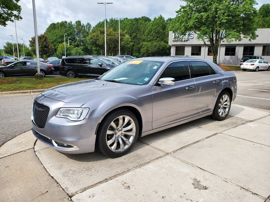 2018 Chrysler 300 Limited Rwd In Raleigh Nc Leith Cars