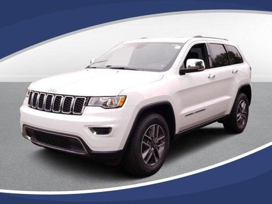 White Grand Cherokee >> 2020 Jeep Grand Cherokee Limited 4x2