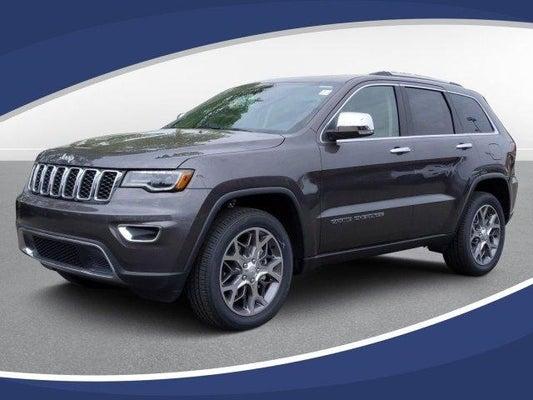 New 2020 Jeep Grand Cherokee Limited 4x4 North Carolina