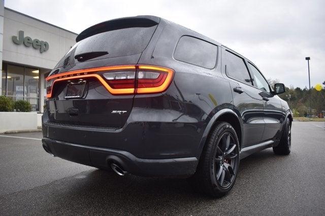 New 2018 Dodge Durango Srt North Carolina 1c4sdjgj1jc355017