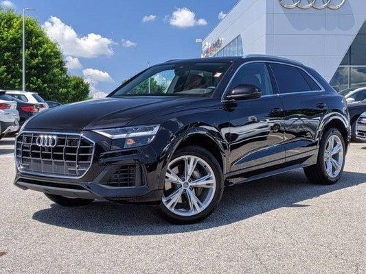 2019 Audi Q8 Premium Plus 55 Tfsi Quattro