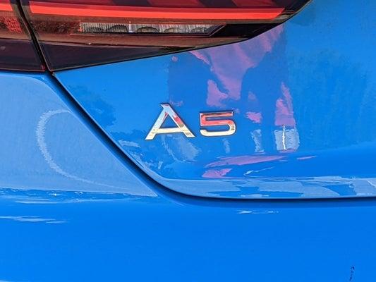New 2021 Audi A5 Sportback Premium Plus 45 TFSI quattro ...