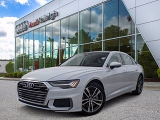 2019 Audi A6 Audi A6 In Raleigh Nc Leithcars