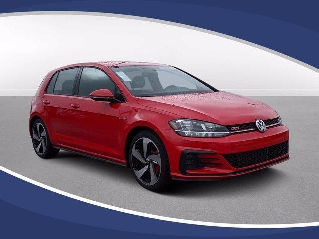 New 2020 Volkswagen Golf Gti 2 0t S Dsg North Carolina 3vw6t7au9lm002307