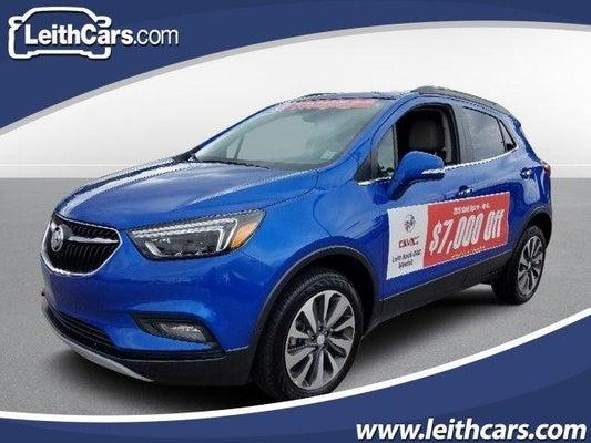 Leith Cars: New 2018 Buick Encore AWD 4dr Essence North Carolina