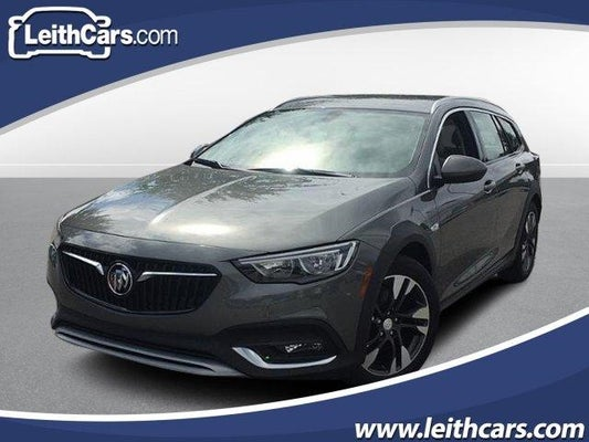 Used All Wheel Drive Cars >> 2018 Buick Regal Tourx 5dr Wgn Preferred Awd