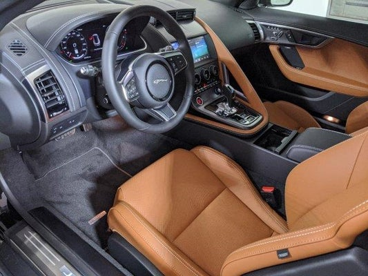 New 2021 Jaguar F-TYPE Coupe Auto R-Dynamic AWD North ...