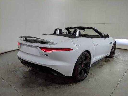 New 2021 Jaguar F-TYPE Convertible Auto R-Dynamic AWD ...