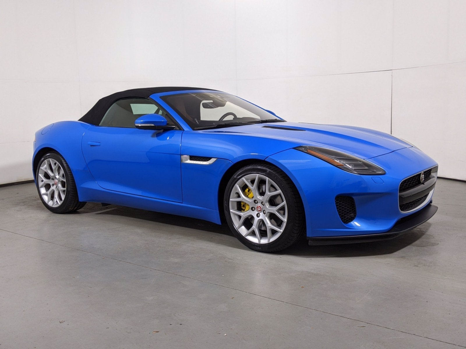 2019 Jaguar F TYPE Convertible Auto P300 In Raleigh, NC   Leith Cars