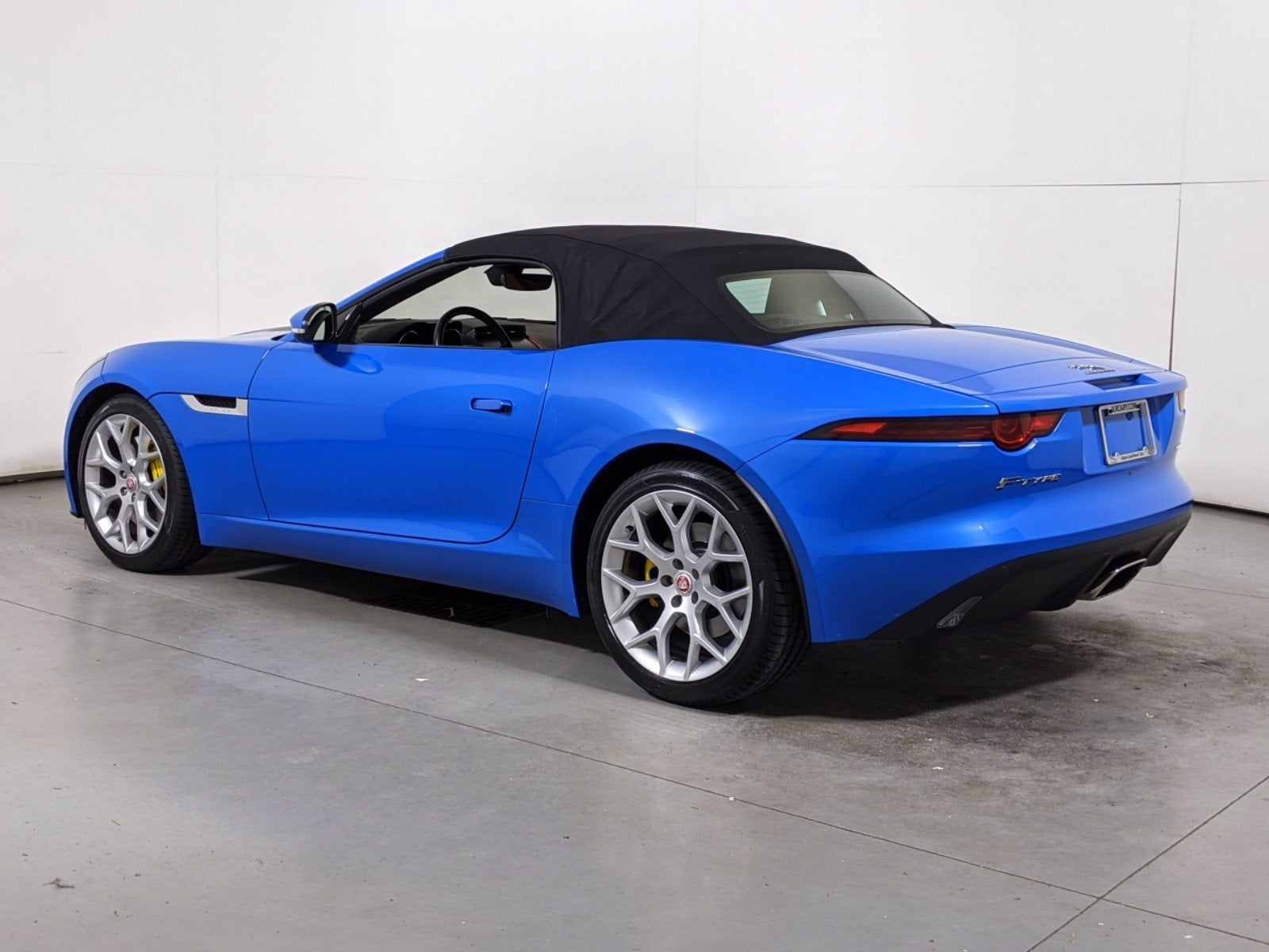 Beautiful 2019 Jaguar F TYPE Convertible Auto P300 In Raleigh, NC   Leith Cars