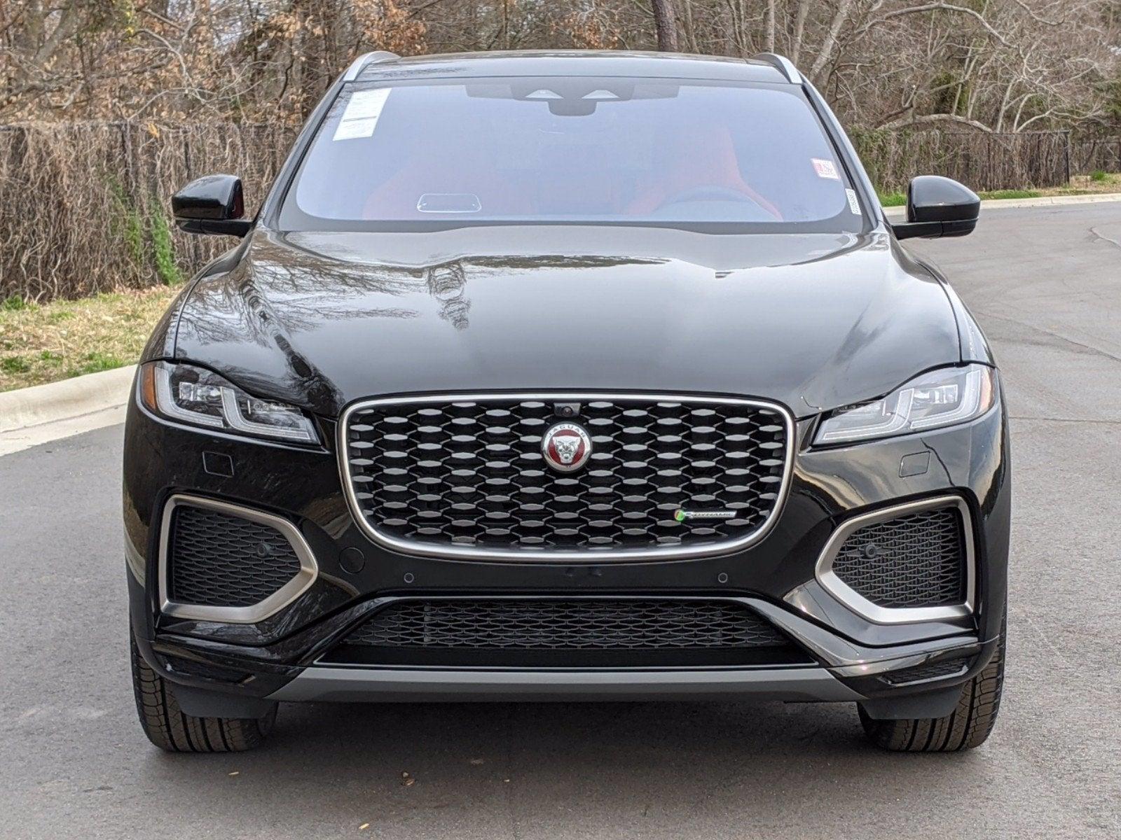 New 2021 Jaguar F-PACE R-Dynamic S North Carolina ...