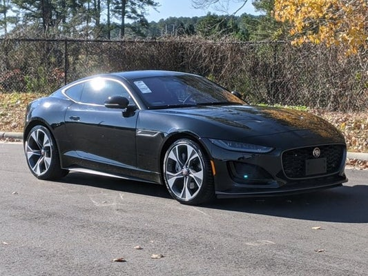 New 2021 Jaguar F-TYPE Coupe Auto First Edition North ...