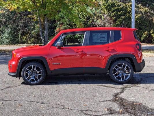 new 2021 jeep renegade jeepster fwd north carolina