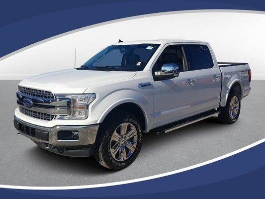 New 2020 Ford F 150 Lariat 4wd Supercrew 5 5 Box North Carolina 1ftew1e46lfa60274