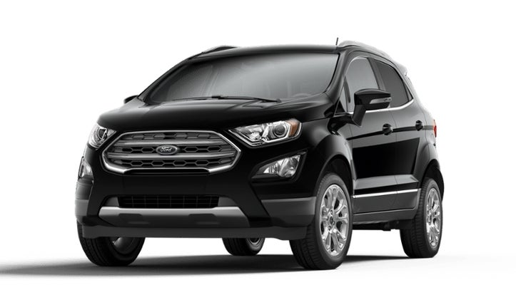 new 2020 ford ecosport titanium 4wd north carolina
