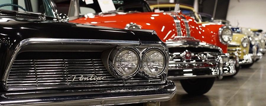 Leith Classic Cars | LeithCars | Raleigh, NC